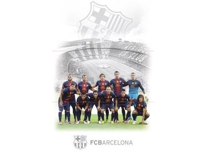 Azteca FC Barcelona Team 3a-H R3060 (Комплект Из 3-Х Плиток)