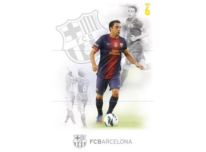 Azteca FC Barcelona Xavi 3h R3060 (Комплект Из 3-Х Плиток)