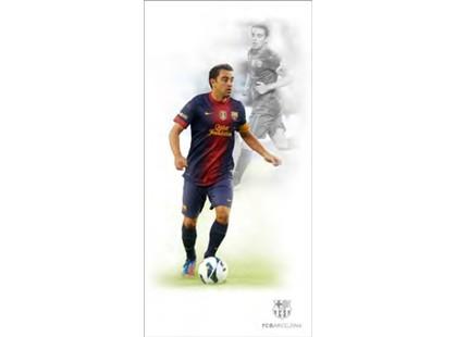 Azteca FC Barcelona Xavi R3060
