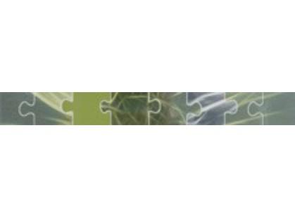 Azulejos alcor Lyon Cen. Puzzle Verde