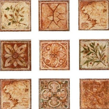 8x8 ceramic tile