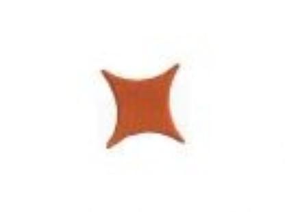 Azulejos Borja Cairo Taco estrella cuero