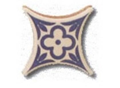 Azulejos Borja Rusticos Taco Estrella Azul