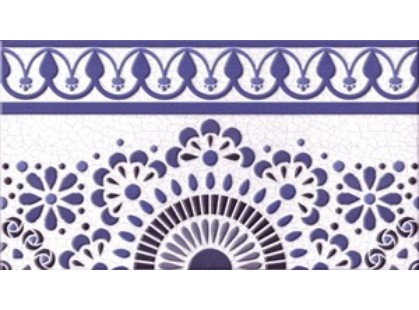 Azulejos Mijares Extremadura Badajos Azul