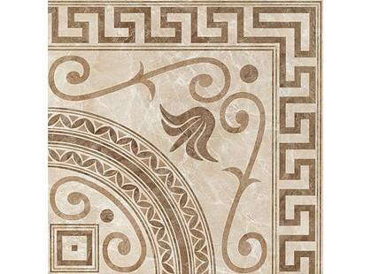 Azulev Capuccino Dec. Ang. Carpet