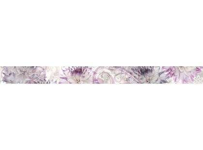 Azuliber s.l Gloss Listelo Infinity Crisantemos