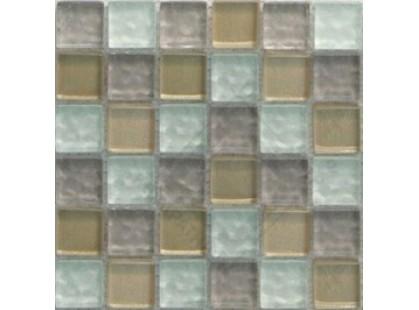 Bars Crystal Смеси цветов 23х23х8 мм Ht 506