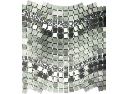 Bars Crystal Stone collection Wave  Grey PT 127