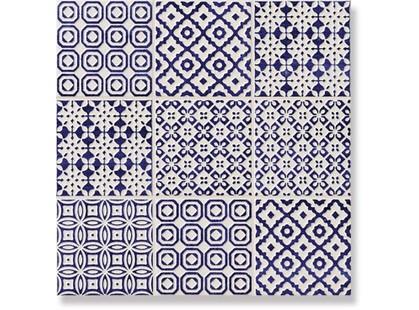 Bayker Batik Deco Cobalto