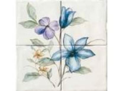 Bayker Memorie Jardin Viola Crema (4 шт)