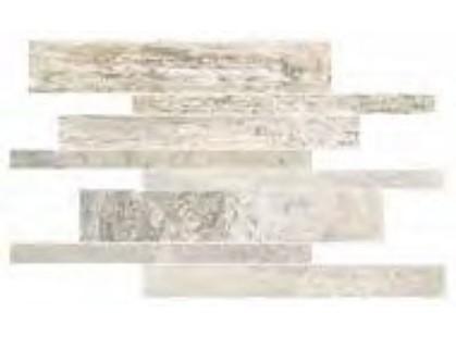 Brennero B_stone Mosaico Muretto Grey