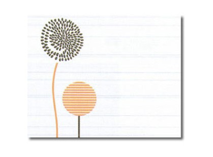 Brennero Millerighe Dec Design Mandarino Fiore/Mib