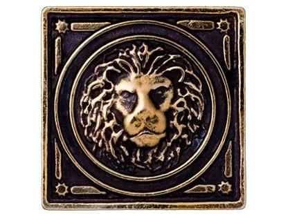 Бронзодекор Латунные вставки Лев