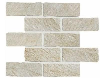 Caesar Roxstones White Quartz Brick 1