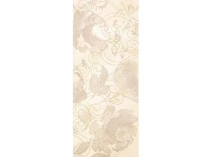 Serenissima Capri Royal onyx beige Inserto Bloom Beige