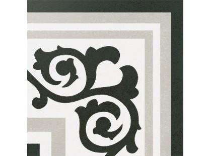 Cas Ceramica Anastasia Corner Grey