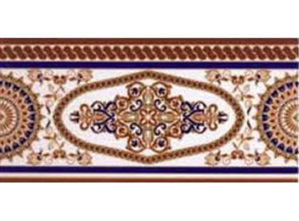 Cas Ceramica Azahar Tunez Cenefa