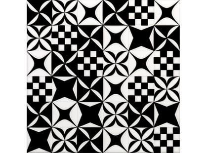 Cas Ceramica Black&White Mosaico 9 mm