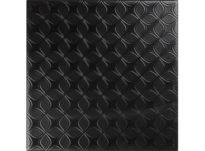 Cas Ceramica Black&White Decor Negro (Mix) 9