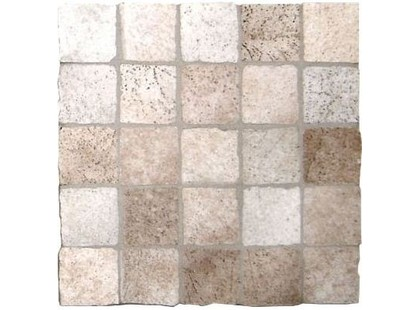 Casa Dolce Casa Le Argille Terra Grigia Mosaico 6.1x6.1