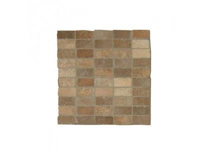 Casa Dolce Casa Le Argille Terra Marrone Mosaico 3x6.1