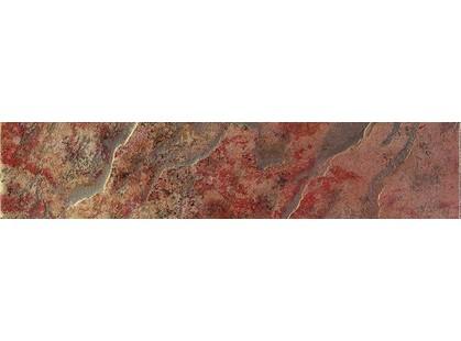 Castelvetro Rosso Vulcanishe Battiscopa Sienite