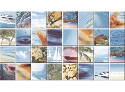 Ceradim Forest Dec Mozaic Sea