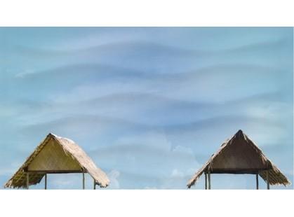 Ceradim Skyline Dec Lagune Panno A