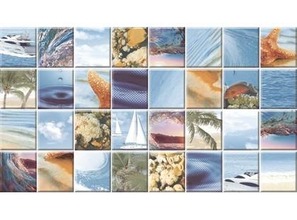 Ceradim Starfish Dec Mozaic Sea