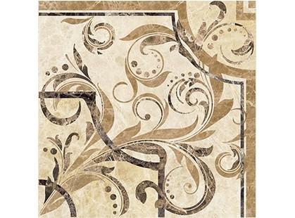 Ceramica Classic Illyria Estilo Illyria vendom marrone Вставка напольная 30х30