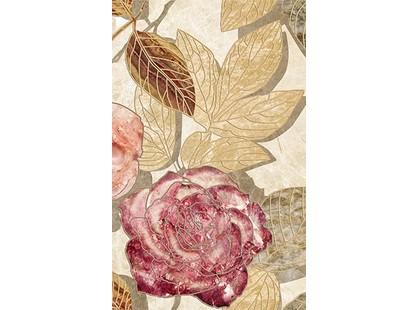 Ceramica Classic Illyria Flowers Illyria flowers-2 Декор 25x40