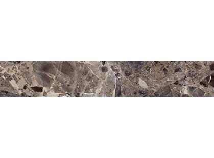 Ceramica Classic Illyria Illyria marrone Бордюр напольный 5х30