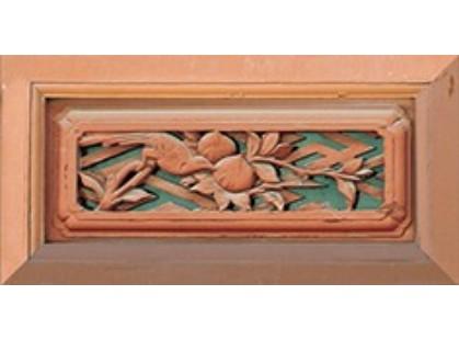 Ceramica Classic Japan Japan Бордюр рельефный br1020D301-2 20х10