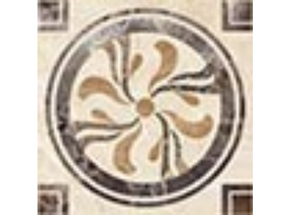 Ceramica Classic Marche Illyria vendom Вставка напольная 6,6х6,6