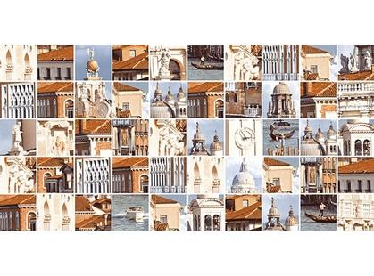 Ceramica Classic Venezia Венеция бежевый Мозаика стандарт 10-31-11-273 25х50