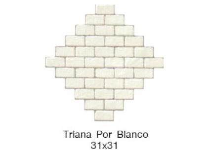Ceramica gomez TrianaPor Blanco