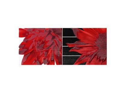 Ceramicalcora New York Decorado 1 Rojo