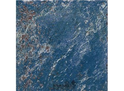Ceramiche di siena Iride Blu