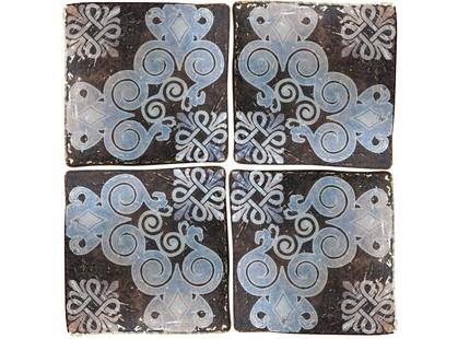 Ceramiche di siena Venus Dec. Tabriz (комплект из 4-х шт) Dark
