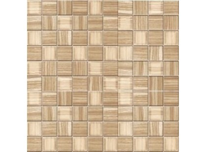 Ceramiche RHS (Rondine) Eramosa Mosaico Beige Mix Nat/Lapp 3x3