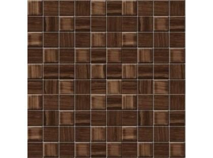 Ceramiche RHS (Rondine) Eramosa Mosaico Brown Mix Nat/Lapp 3x3