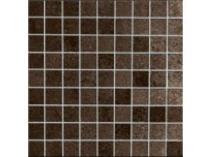 Ceramiche RHS (Rondine) Metallika Mosaico Copper 3x3