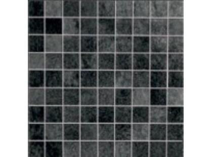 Ceramiche RHS (Rondine) Metallika Mosaico Iron 3x3