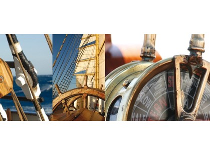 Cerrol Porto Wheel Tall ship Marine 2 Centro