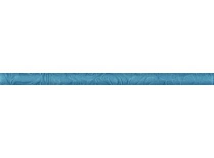 Cerrol Универсальные стеклянные бордюры Голубой (стеклянный)
