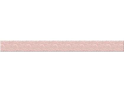 Cersanit Arte Arte Спецэлемент Стеклянный  Розовый (KA7H071)
