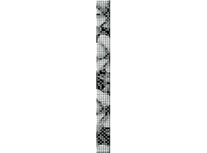 Cersanit Black&white Стеклянный Черный (BW7H231)
