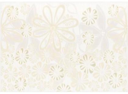 Cersanit Euforia Bianco Kwiatek 3