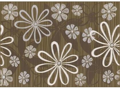 Cersanit Euforia Brown Kwiatek 1
