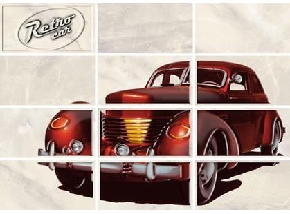 Cersanit Latte Cветло-бежевый Car 2 (LT2M304)